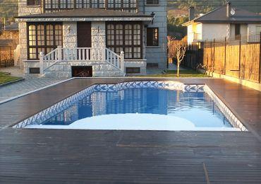 Piscinas en Ourense