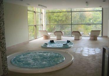 Obra de balnearios por Lisardo Dorribo