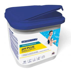 INCREMENTADOR DE PH SÓLIDO 6 kg